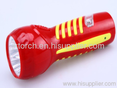 high quality rechargeable LED torch