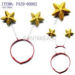 star hair hoop