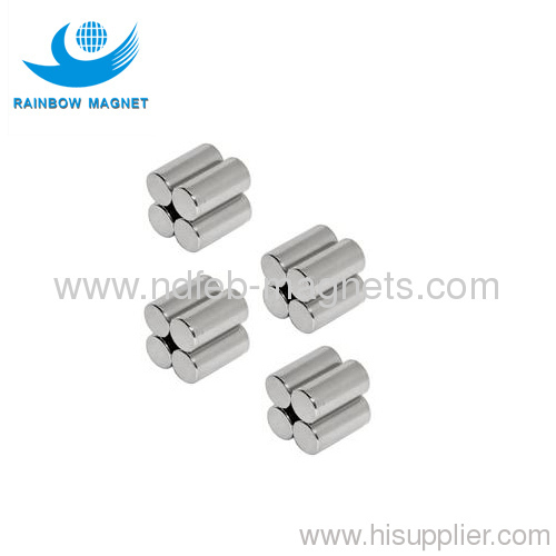 Sintered Ndfeb Permanent Magnet rods