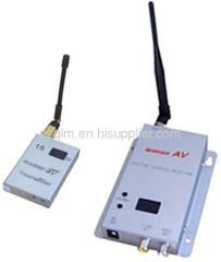 av transmitter receiver