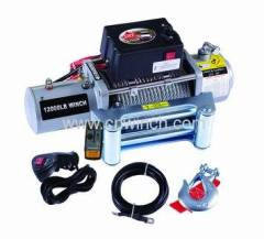 Wireless 12000LB Electric Winch