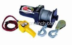 750 LBS winch