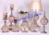 galss craft / home decoration / storage jar / vase / table lamp