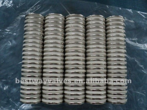 N52 Sintered NdFeB Cylinder Magnets