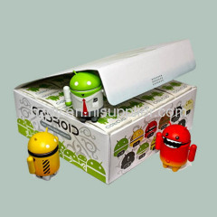 Toys packaging single layer corrugated case