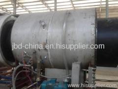 Large diameter PE water supply pipe extruding machinery