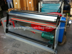 non-woven fabric slitting machine non-woven roll cutter