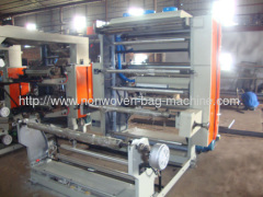 non-woven fabric printing machine roll to roll printer