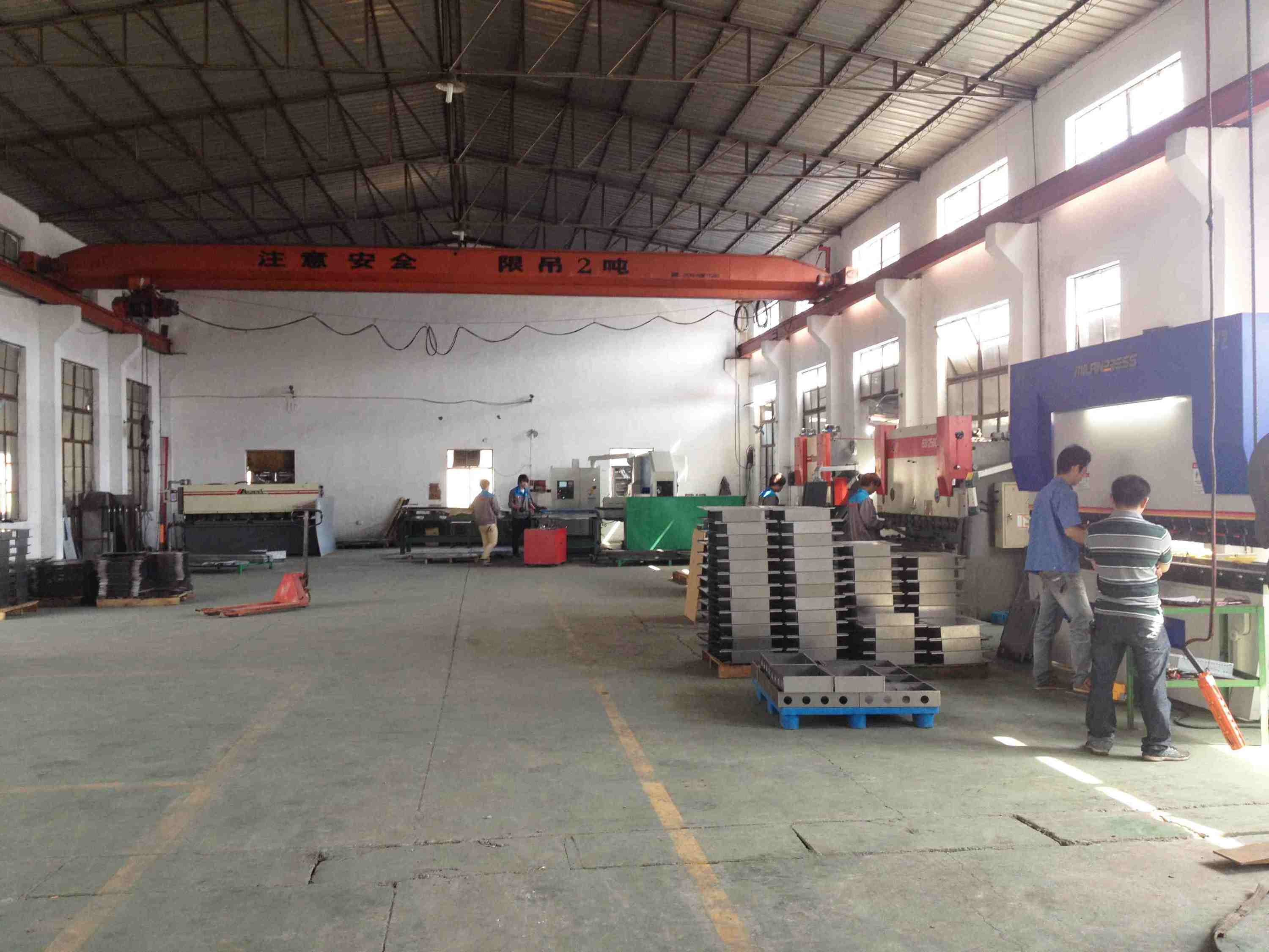 Working Shop Area - 2