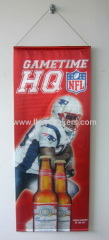 Custom indoor banners