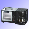 3-In-1 Breakfast Maker/ Toaster And Coffee Maker