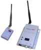 1.2GHz 800mW wireless audio video sender transmitter & receiver