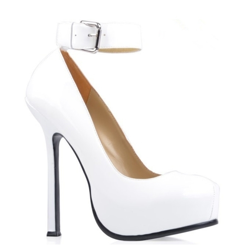 White Heels Shoes