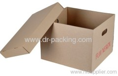Corrugated Paper Packaging Gift Boxes