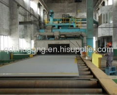 Section Steel Shot Blasting Machinery