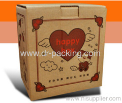 Christmas Gift Set Paper Boxes