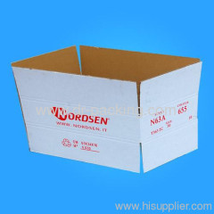 Recycled Elegant White Paper Gift Boxes