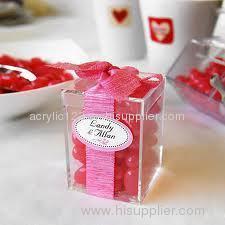Acrylic Candy Box