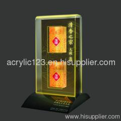 Acrylic Tobacco Rack