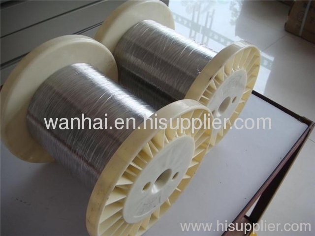 Chemical composition of stainless steel wire