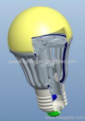 UL listed E27 Led Lamp Bulb r60 mcob led bulb lights