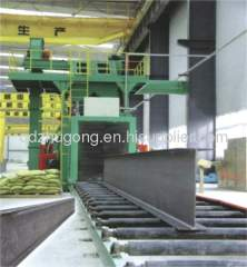 QH69 Series H-shaped Steel of Shot-blasting Machine manufacture