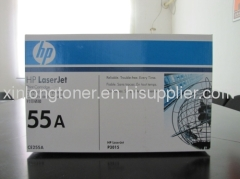 HP CE255A Original Toner Cartridge