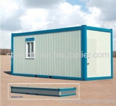 20ft 40ft shipping container house room