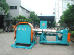 PVC spiral steel wire reinforced hose extrusion line