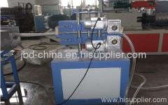 PVC spiral steel wire reinforced pipe making machine