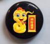 badge vibration speaker