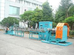 PVC steel wire reinforced hose production line