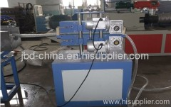 PVC steel wire reinforced hose extrusion machine