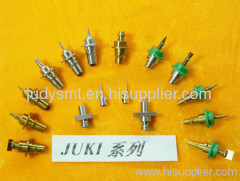 a lot of stock of JUKI nozzle with complete models