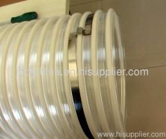 PVC plasticized -tendon sprial hose extrusion line