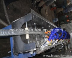 PVC spiral reinforced pipe extrusion line