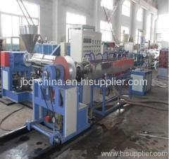 PVC spiral reinforced hose production line