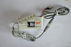 lighting part for sewing machine