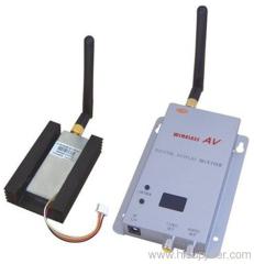 wireless av sender and receiver