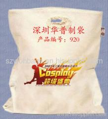 Cotton bag promotional , Enviromental cotton bag