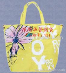 Eco-friendly cotton bag, Jute Cotton Bag