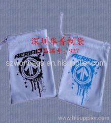 Leisure cotton bag, Cotton bag with zip