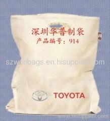 PP non woven fabric cotton bag, Silk screen printing cotton bag