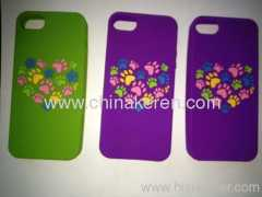 2013 fashion silicon iphone 5 case