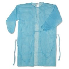 Disposable Non woven Surgical Gown for hospital