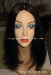 Indian remy full lace wigs