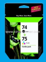 HP 74 Original Ink Cartridge Compatible