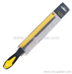Half double blister Square file with soft handle