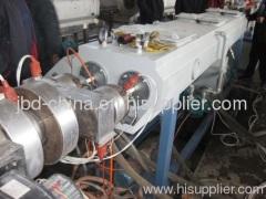 PVC conduit pipe extrusion machinery