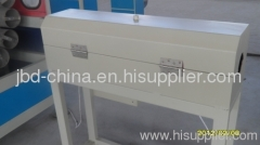 PVC fiber reinforced soft pipe extrusion machine